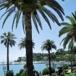 Vista sul golfo di Rapallo