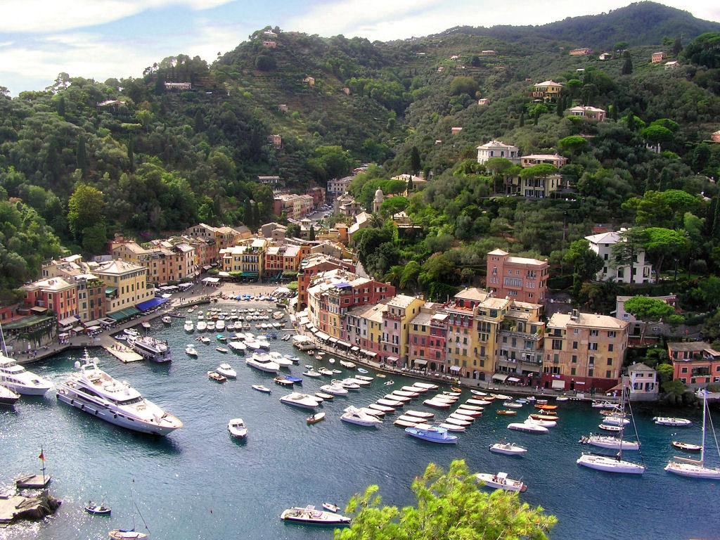 Portofino Genua Italien Hotel